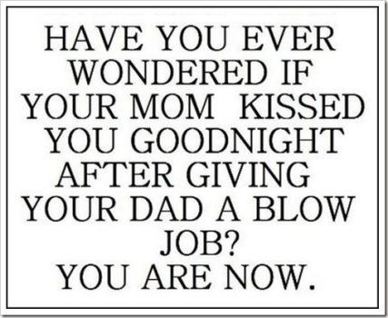 Blow job *funny*