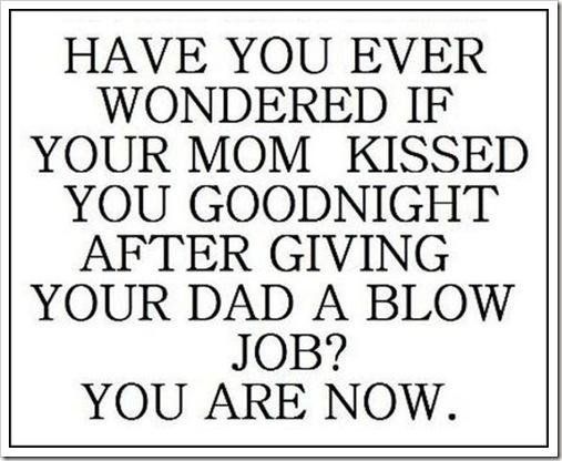 blow-job