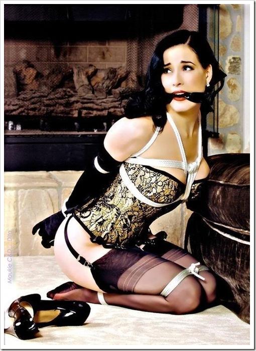 corset bondage