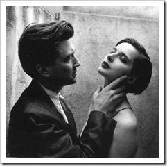David-Lynch-Isabella-Rossellini-by-Helmut-Newton-490x485