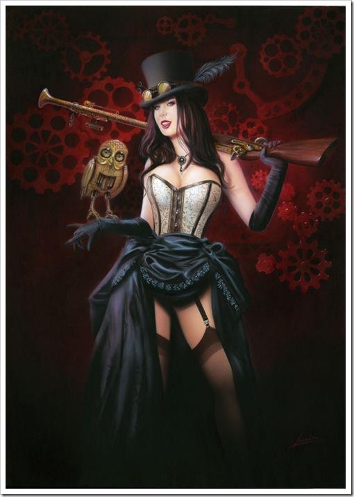 Lady-Matchlock