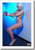 Marry Bardot aka Marie-Claude Bourbonnais - Behind the Door 088