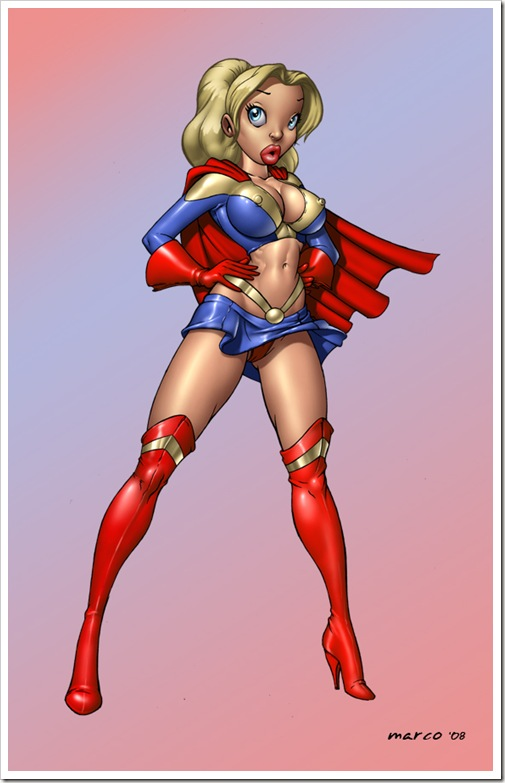 Super_Girl_not_Supergirl_by_Dominic_Marco