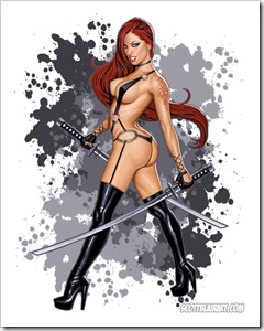 sword mistress by scott blair