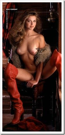 Busty Babe Nude Magizine
