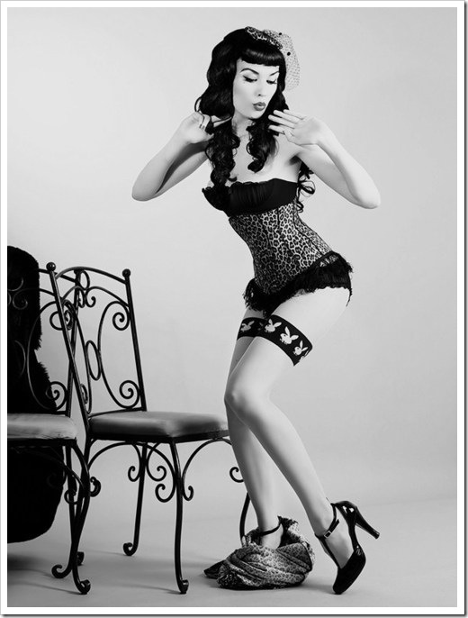 sexy pinup