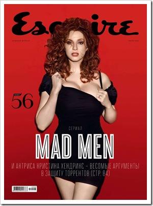 ChristinaHendricksEsquireMagazineRussia1