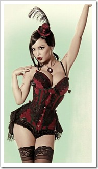red corset 1