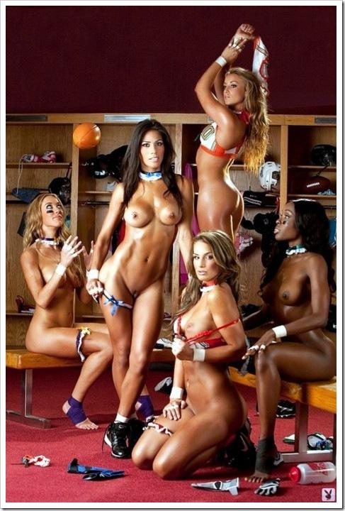 sexy girl locker