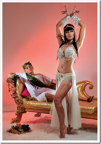 Cleopatra_by_RichardKnightly