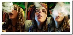 smoke breather