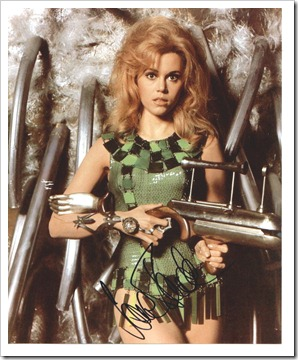 barbarella-autographed-photo