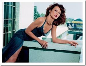 Milla Jovovich new collection (8)