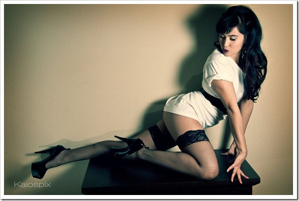 pinup for a cure