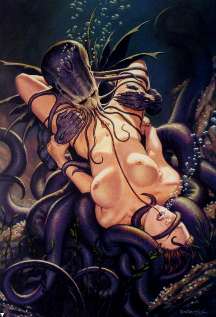 Erotic fantasy monster sex hentia galleries
