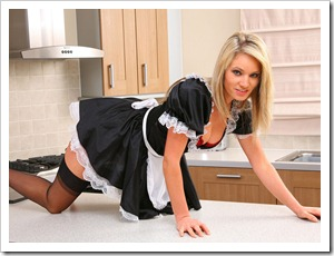 sexy maid 1