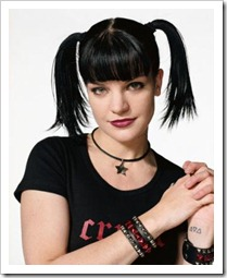 pauley perrette student hairstyle