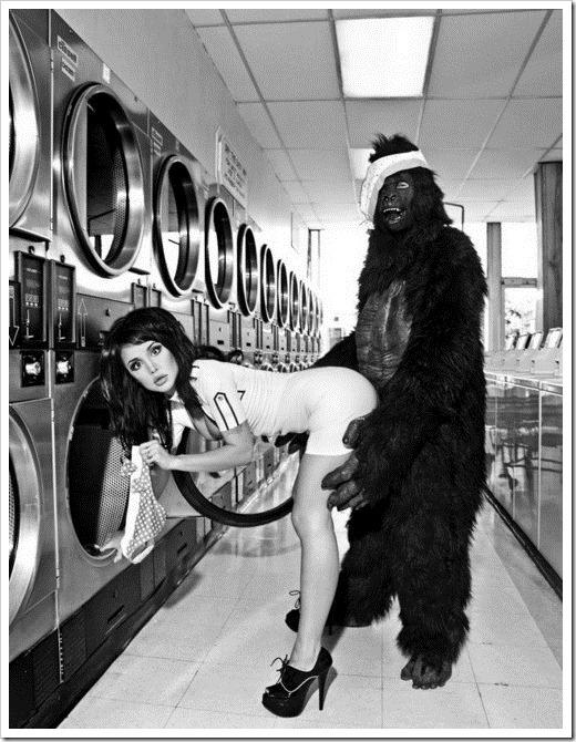 gorilla fun times