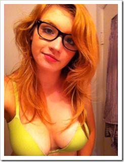 sexy w glasses