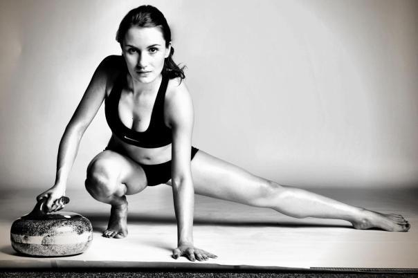 Ana sedorova 22 Rusian Curler