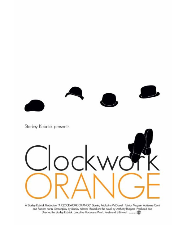 A Clockwork Orange by Ian Coupland