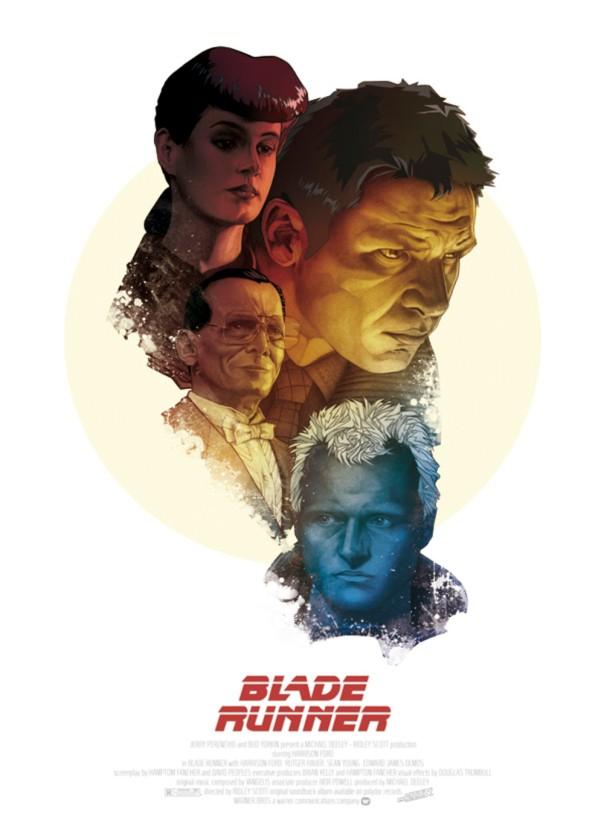 Blade Runner by Dani Blazquez