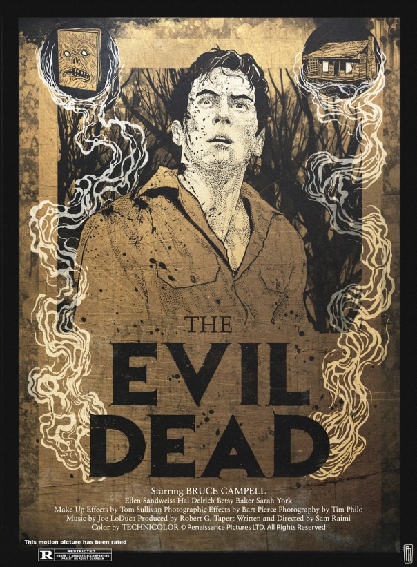 The Evil Dead by Philipp Banken
