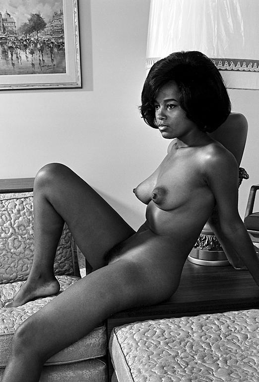 Vintage schwarze Erotik muschi blut